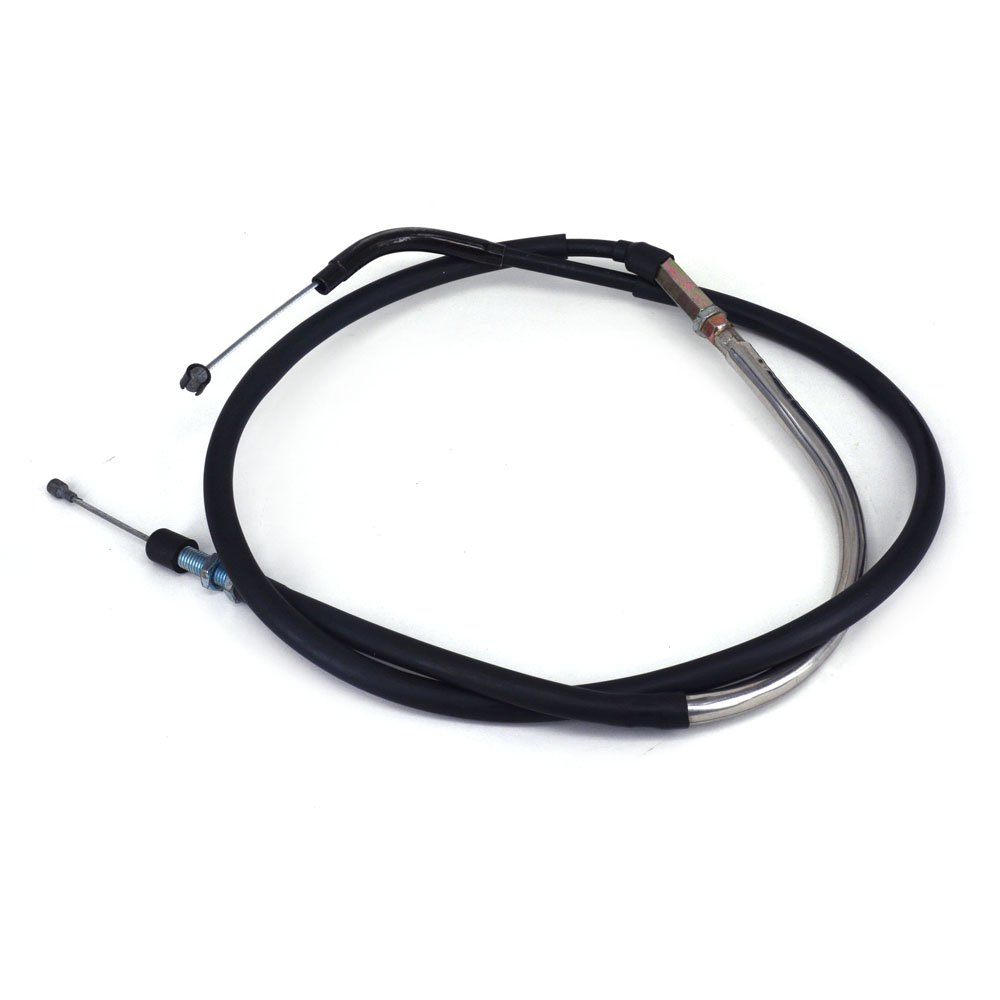 JFG RACING Clutch Cable Hose Thread Steel Wire Line Motorcycle For Yamaha YZF R6 06-10 Dirt Pit Bike