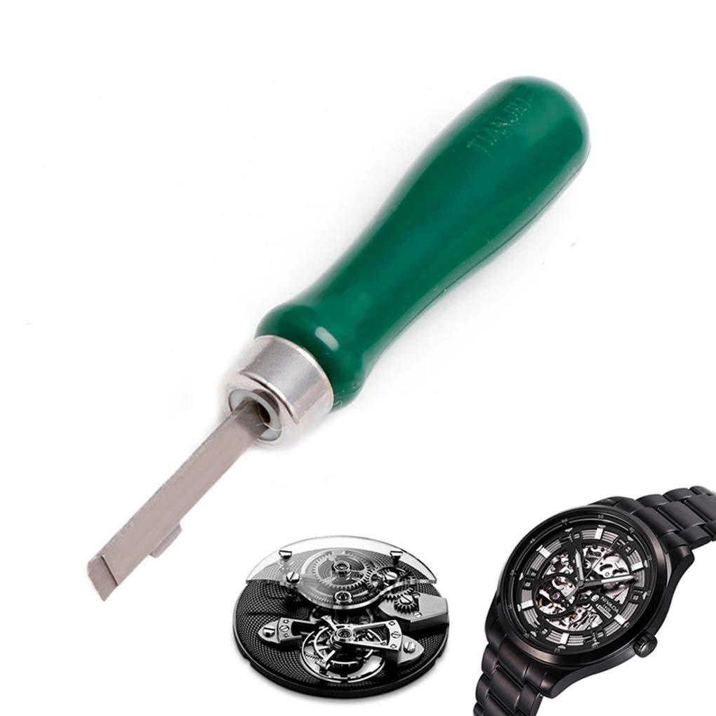 Morza Montre Couverture de Cas douverture Outil ouvreur de Fixation de la Batterie Remplacer Levier Wristwatch Outil de r/éparation