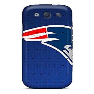 Cute High Quality Galaxy S3 New England Patriots Cases