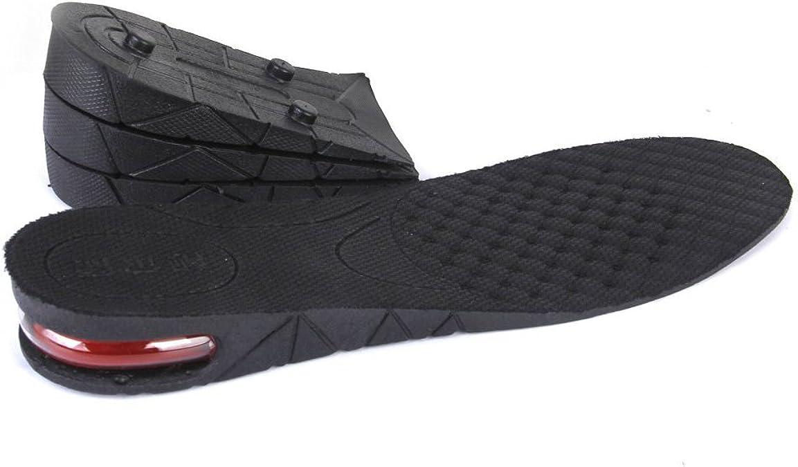 Femmes Hommes pour Bottes de Travail Chaussures de Marche Meiyya Semelle int/érieure de Chaussures dabsorption des Chocs de Course et de Loisirs Coussin de Chaussures
