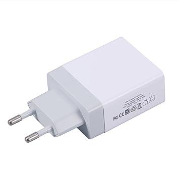 UKCOCO Adaptador de cargador rápido universal de puerto de ...