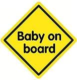 Mycey TCT07505 Baby on board - klasik türkçe,, Çok Renkli