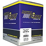 Royal Purple 06484-6PK API-Licensed SAE 0W-40 High Performance Synthetic Motor Oil - 1 qt. (Case of 6)