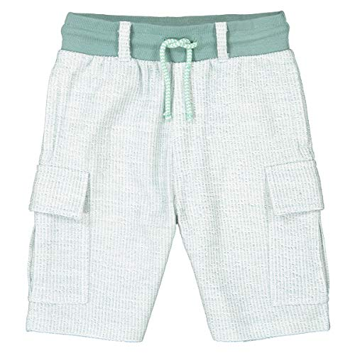 La Redoute Collections Combat Bermuda Shorts, 3-12 Years Green Size 8 Years (126 cm) from La Redoute