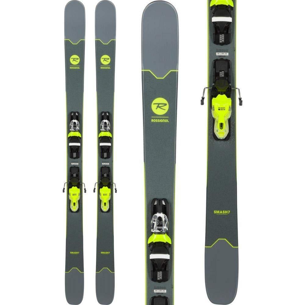 (ロシニョール) Rossignol メンズ スキースノーボード ボード板 Smash 7 Skis w/Xpress 10 Bindings 2019 [並行輸入品] B07HQMBWD7   150CM