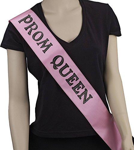 Forum Novelties This Piece Prom Queen Sash,