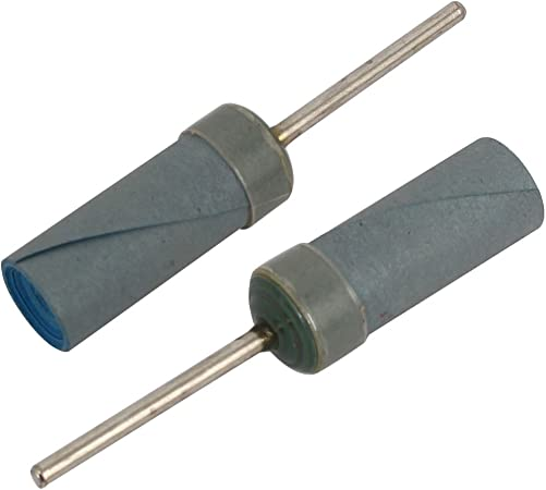 uxcell 30mm Dia Head Abrasive Grinding Mounted Points 2 Pcs