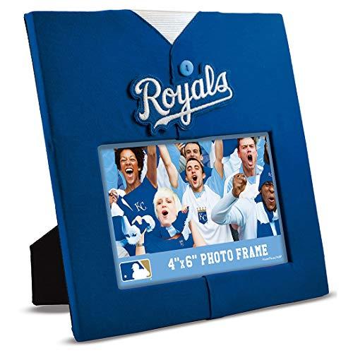MasterPieces MLB Kansas City Royals Uniformed Frame -