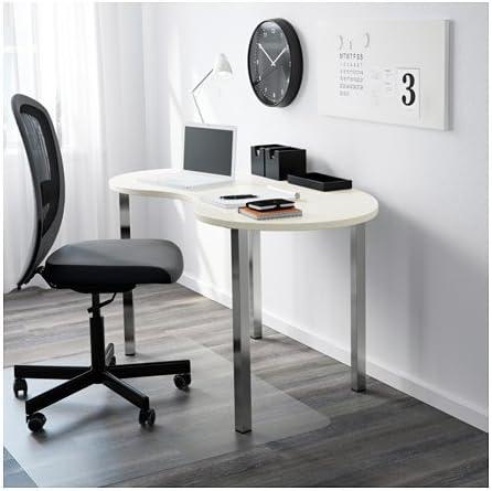 Ikea Sjunne gambe da tavolo in metallo – acciaio, nichel