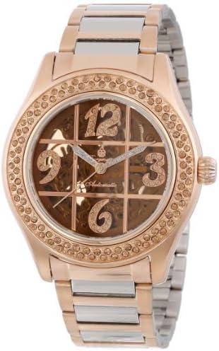 ブルゲルマイスター Burgmeister Women's ウィメンズ レディース 女性用 BM170-397 Sunshine Analog Automatic Watch 時計 腕時計 [並行輸入品]