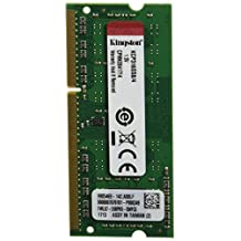 KINGSTON KCP316SS8/4 4GB SDRAM SO-DIMM 204-Pin DDR3-1600/PC3-12800 Desktop Memory Module