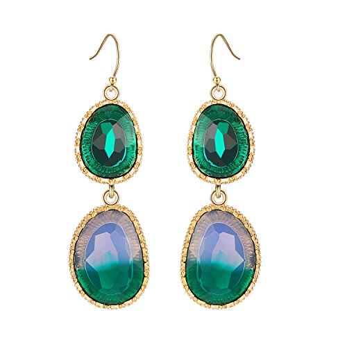 Tone Drop Fashion Earrings - 2