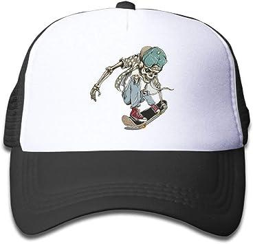 Miedhki Skate Skateboard Gorras de béisbol para niños Malla ...