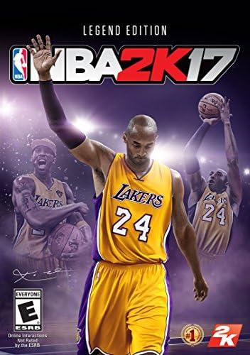 NBA 2K17 Legend Edition[日本語版] オンラインコード版