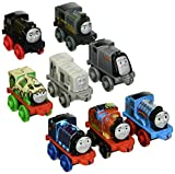 Fisher-Price Thomas & Friends MINIS Trains - 8 Pack #1