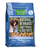 VitaLife All Natural Dog Treats - Sweet Potato & Duck Twists 454 g (1 lb)