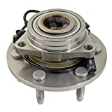 ACDelco 515096 Advantage Wheel Hub and Bearing Assembly with Wheel Speed Sensor and Wheel Studs