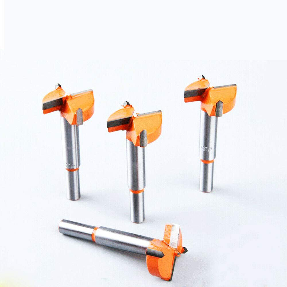 BE-TOOL per legno 1 pezzo Forstner per alesatura Punte da trapano per alesatura compensato plastica