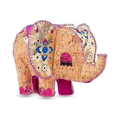Alex DIY Sew Corky Elephant Plush Kids Art and Craft Activity: Toys & Games