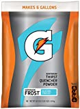 Image of Gatorade Thirst Quencher Powder, Glacier Freeze, 51 Ounce Pouch, Makes 6 Gallons/Pouch, 14 Count