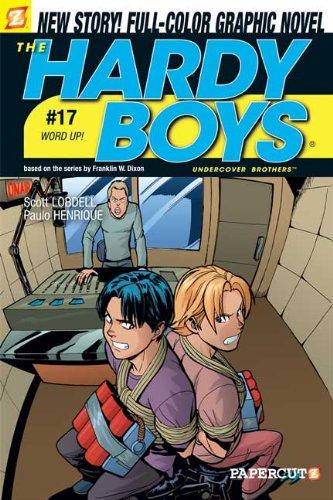 Hardy Boys #17: Word Up! (Hardy Boys Graphic Novels) pdf