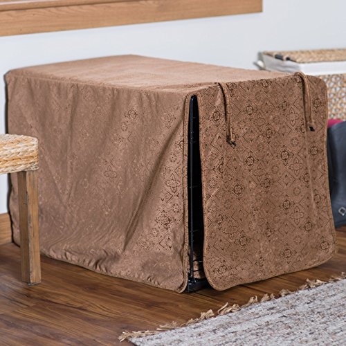 Luxury Crate Cover Size: X-Large (30'' H x 28'' W x 42'' L) by Bowsers (Image #8)