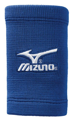Mizuno 5-Inch Wristbands (Red)