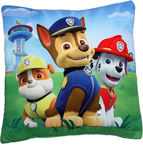 Paw Patrol Childrens Filled Cushion