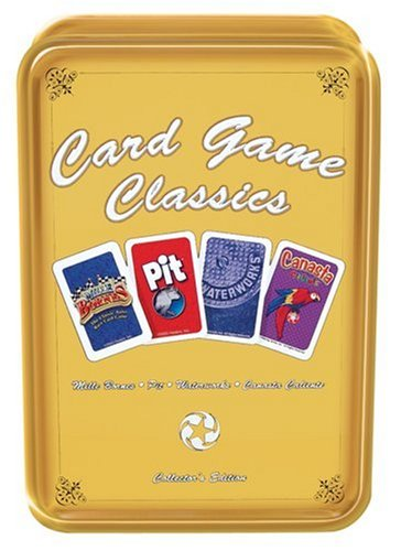 Card Game Classics Tin (Pit Card Game Rules)