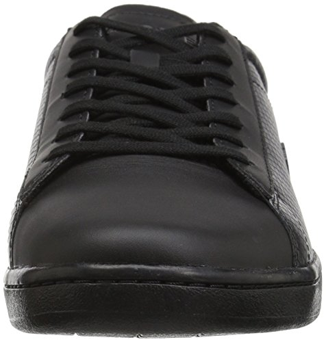 Sneaker Men's Black Carnaby Leather Lacoste Evo q7xFYg8