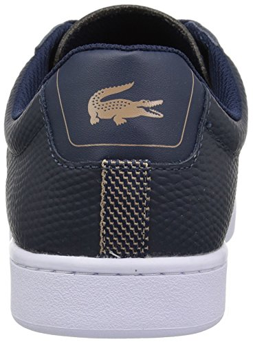 e233a6b1470a Lacoste Men s Carnaby Evo Sneakers - Import It All