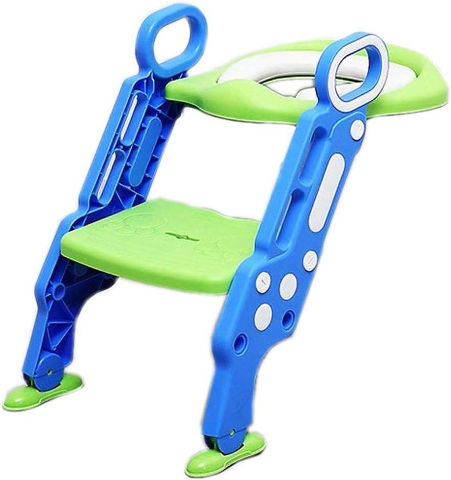 YLLXX Silla para Inodoro Y Cómoda para Bebé Silla con Orinal Silla para Inodoro Orinal para Inodoro para Niños Orinal Escalera para Inodoro para Baño para Niños (36.5 * 62Cm): Amazon.es: Hogar