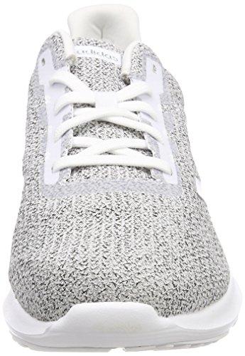 Blanco crystal White De Mujer Entrenamiento 0 2 footwear Zapatillas silver Para Metallic Cosmic White Adidas n4x0tqwO7A