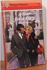 A Star For A Ring (Harlequin Romance, No 2919) Mass Market Paperback
