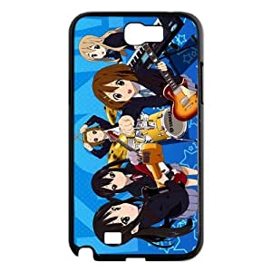 Gdragonhighfive Cell Phone Case Cover K-On Chibi Girl Band Samsung Galaxy Note 2 N7100 Case Cover