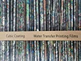 Hydrographics Film Water Transfer Printing 10 Packs