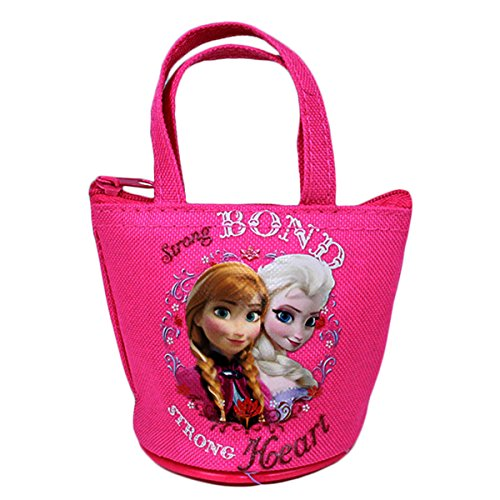 Officially Licensed Disney Frozen Mini Handbag Style Coin Purse - Anna and Elsa