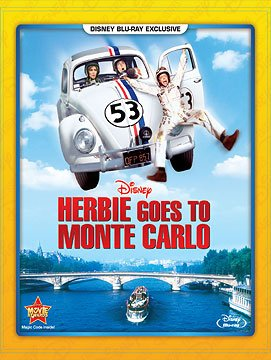 Herbie Goes to Monte Carlo Blu-ray