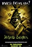 Jeepers Creepers Framed Poster Movie B 27 x 40 Inches - 69cm x 102cm Gina Phillips Justin Long Jonathan Breck Patricia Belcher