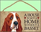 A house is not a home without Basset Hound - 5