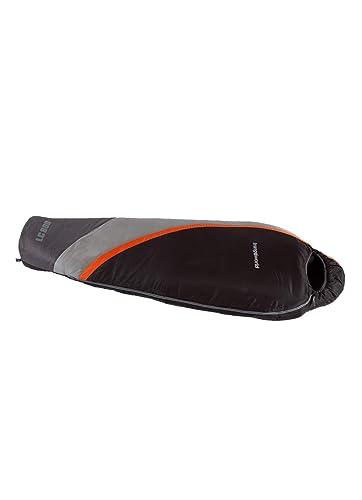 Trangoworld LC 800 UA Der Saco de Dormir, Unisex, Negro/Naranja/Gris, Talla Única: Amazon.es: Zapatos y complementos