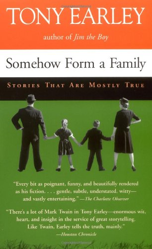 Somehow Form a Family: Stories That Are Mostly True pdf epub