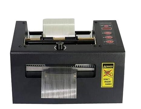 Dispensador de cinta adhesiva Hanchen Full/Half para máquina de corte de 8 mm-