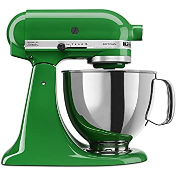 Amazon.com: KitchenAid KSM150PSBU Artisan Series 5-Qt. Stand ...