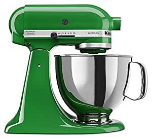 KitchenAid KSM150PSCG Artisan Series 5-Qt. Stand Mixer with Pouring Shield - Canopy Green