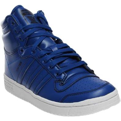 adidas Top Ten Hi J Big Kids Style   F37290 Big Kids F37290 Size 4.5 Blue acbc9a53c