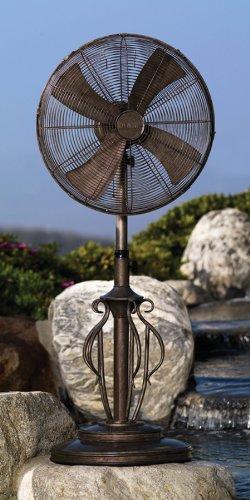 Deco Breeze Capri Outdoor Standing Fan