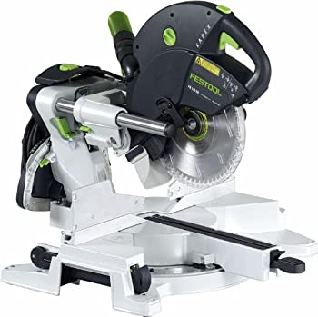 Festool 561287 120 Sliding Compound Miter Saw