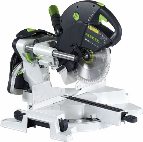 Festool 561287 Kapex KS 120 Sliding Compound Miter Saw from Festool