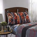 Jurassic World 'Eruption' 4-Piece Full Sheet Set